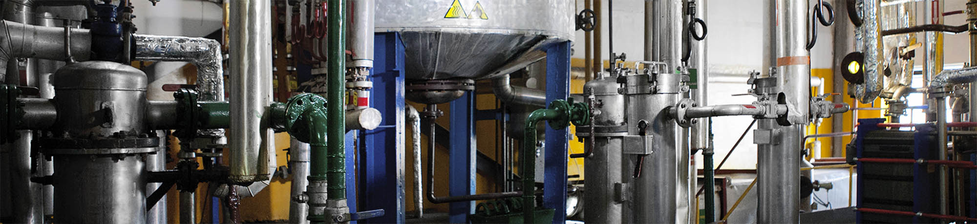 Processing factory of oil (PFO)