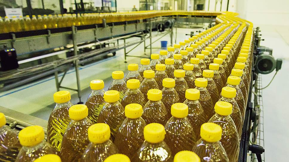 The capacity of production of sunflower oil increased by 30%