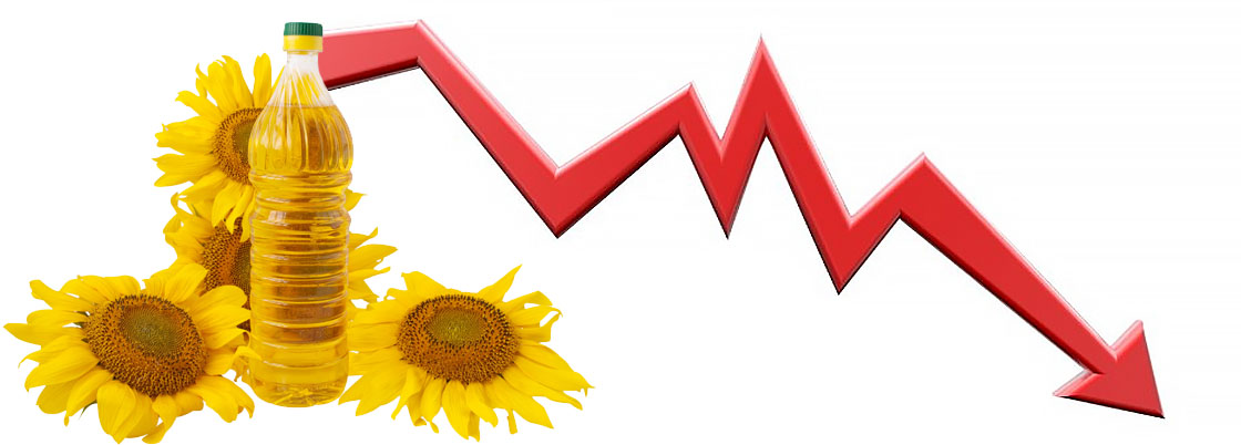 Sunflower oil will be cheaper in price