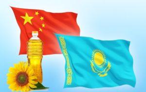 КНР организует в Казахстане выпуск нерафинированного масла