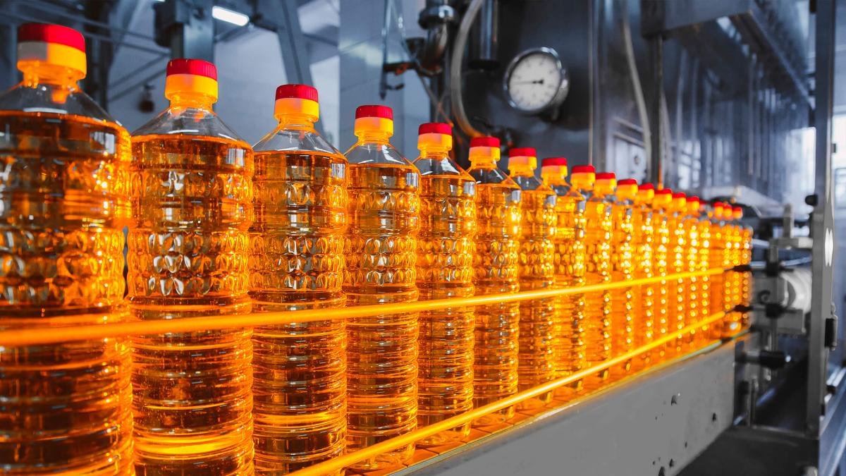 The export price of сrude sunflower oil can reach $700 per ton