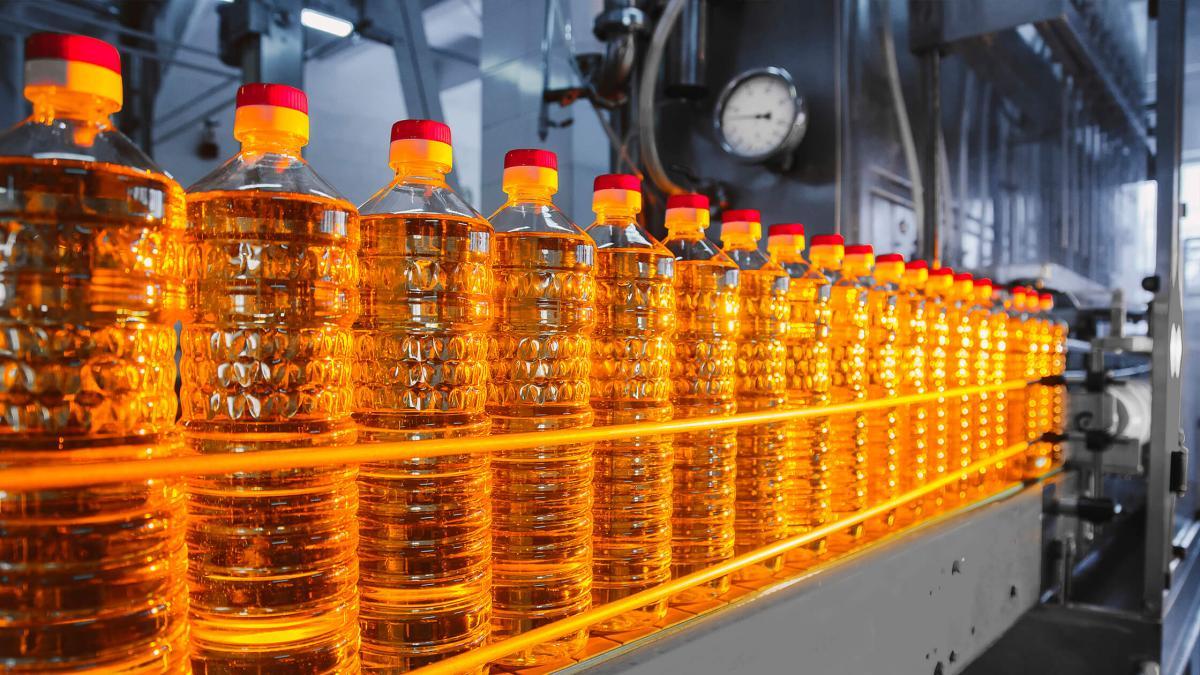 Экспортная цена на масло подсолнечное нерафинированное может достичь 700$/т