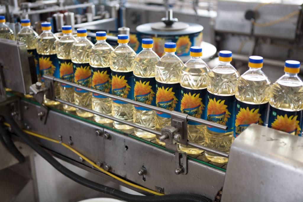 Экспорт высокоолеинового подсолнечного масла вырос в 2 раза