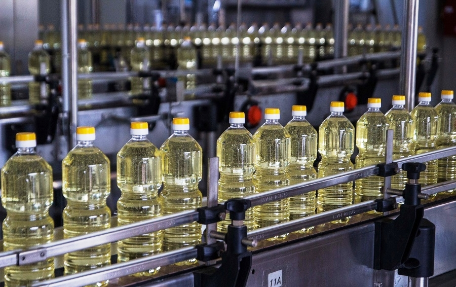 Ukraine broke its own record for the export of sunflower oil