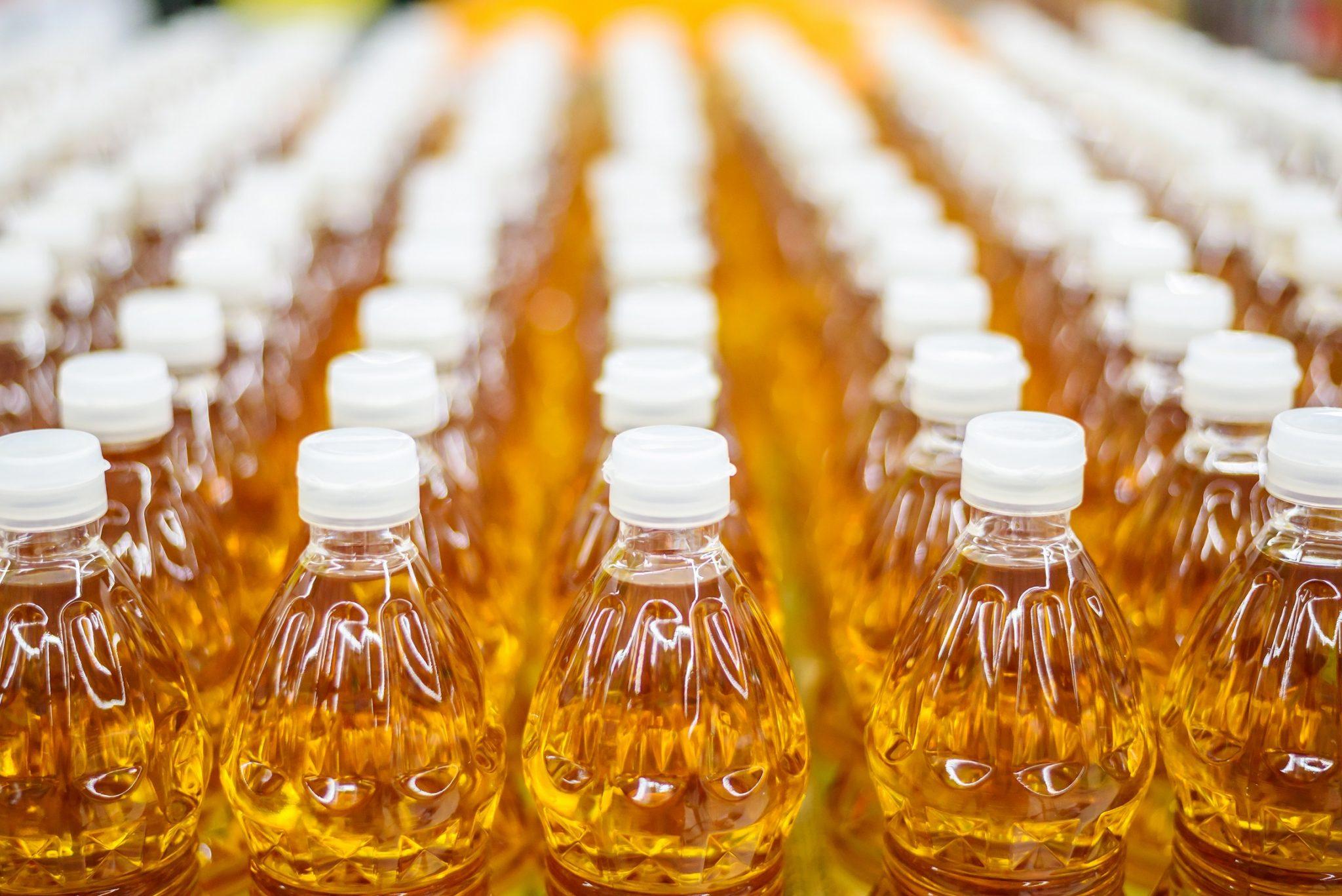 The level of exports of Ukrainian sunflower oil decreased