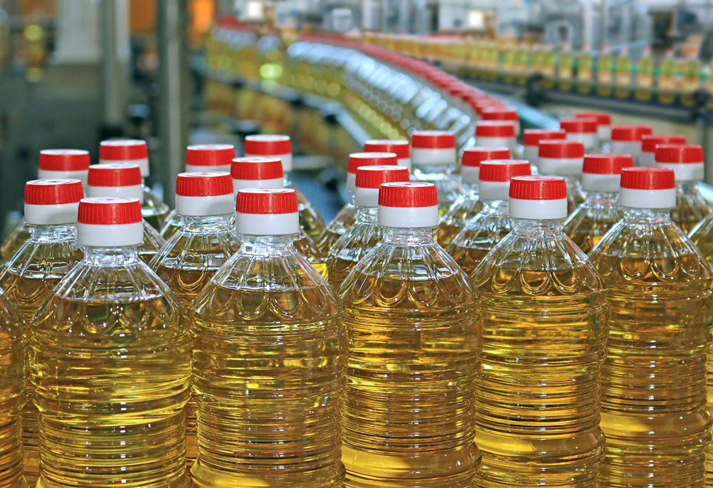 Ukrainian refined sunflower oil decreased by 27.5%